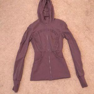 Lululemon lavender jacket!